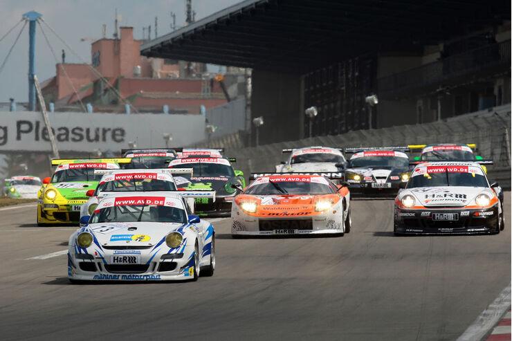 VLN 4.Lauf 2009 BFGoodrich Langstreckenmeisterschaft Nürburgring