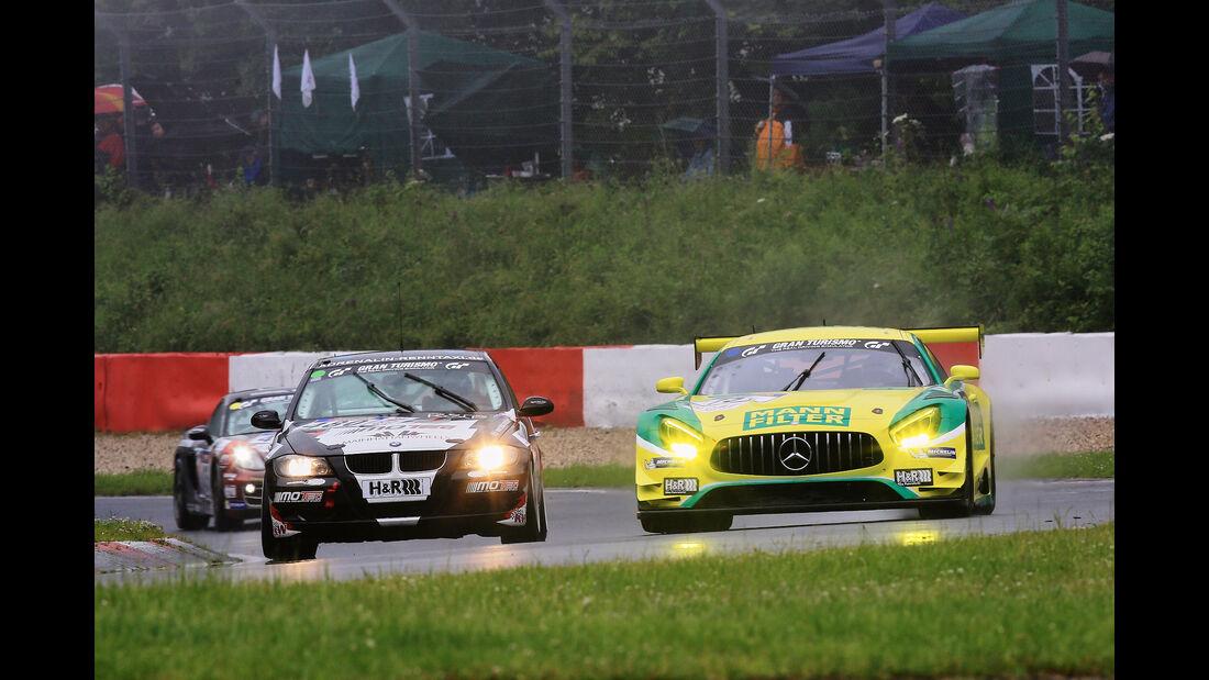 VLN  - 4. Lauf - Nürburgring-Nordschleife - 25. Juni 2016