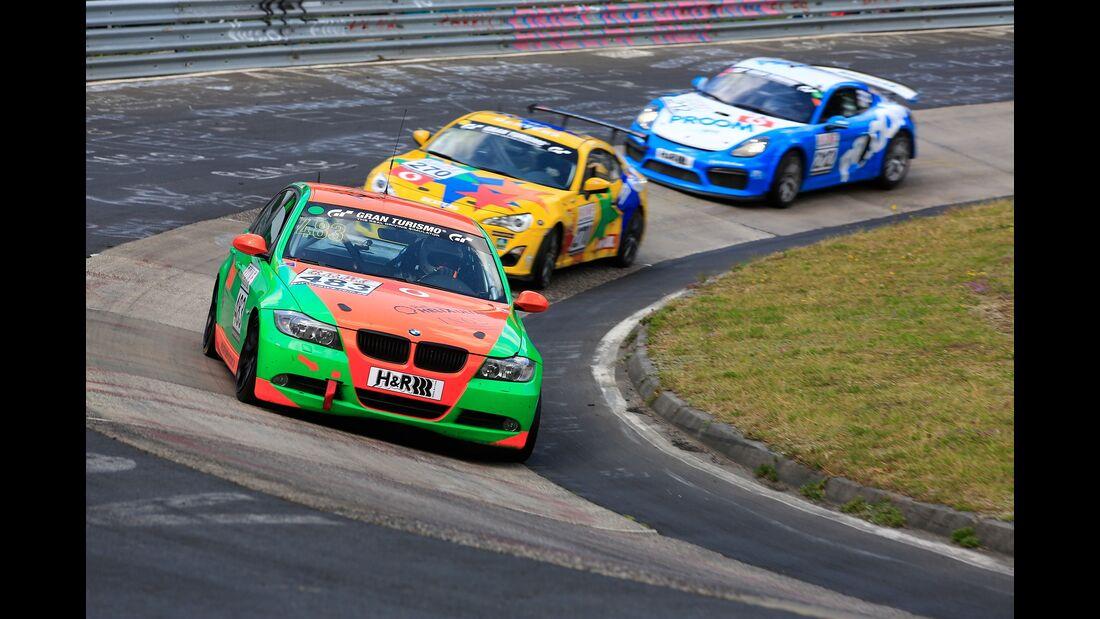 VLN 4 - Nürburgring - 7. Juli 2018