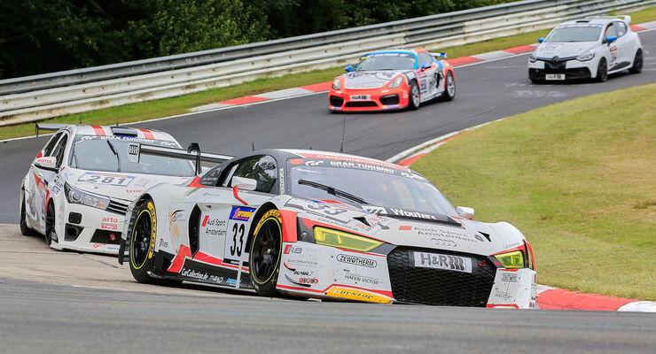 VLN  - 5. Lauf - Nürburgring-Nordschleife - 16. Juli 2016