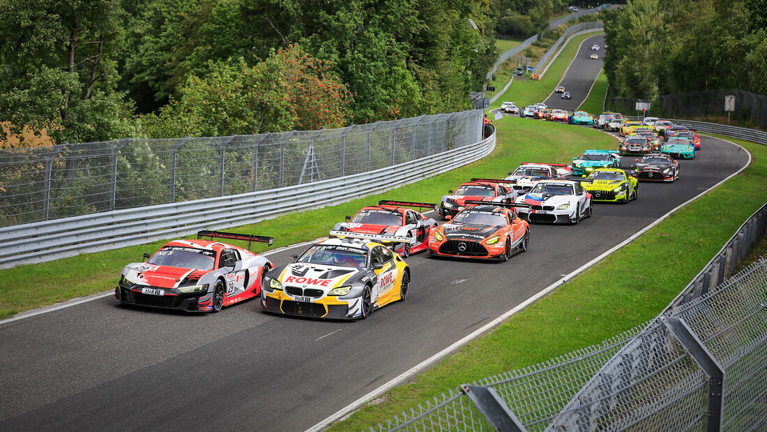 VLN 5 - Nürburgring - 29. August 2020