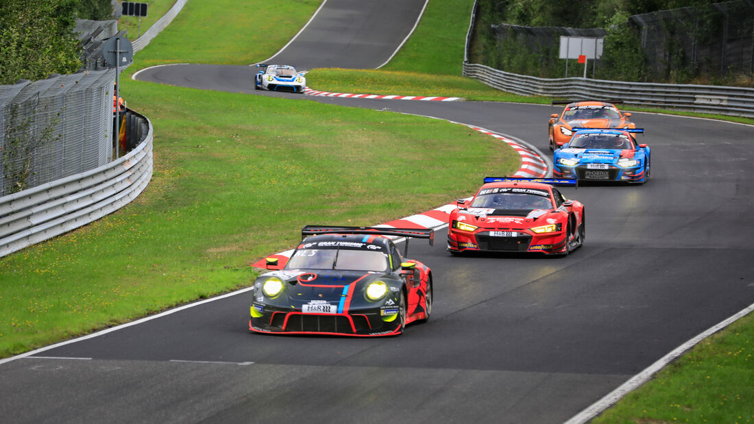 VLN 5 - Nürburgring - 29. August 2020