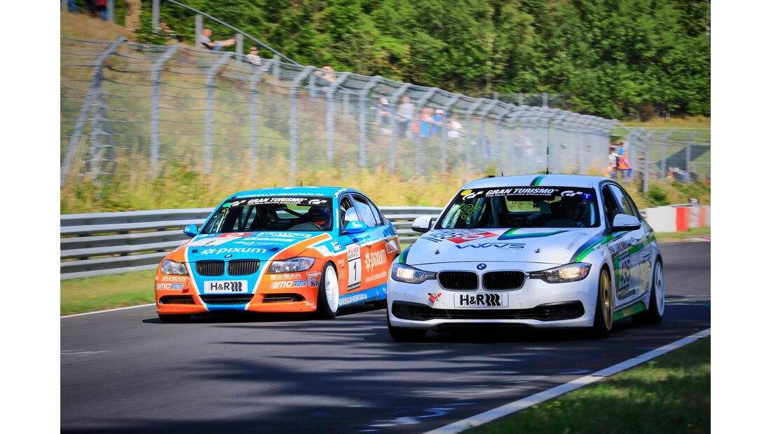 VLN 5 - Nürburgring-Nordschleife - 3. August 2019