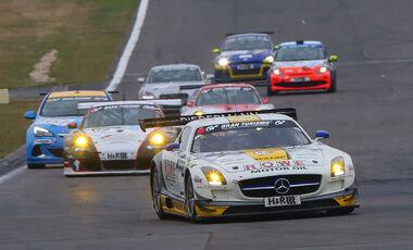 VLN 5. Rennen 2013, ADAC Ruhr-Pokal, Rowe Racing Mercedes SLS