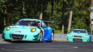VLN - 6. Rennen 2018 - Falken Motorsports - Porsche 911 GT3 R - Startnummer #4