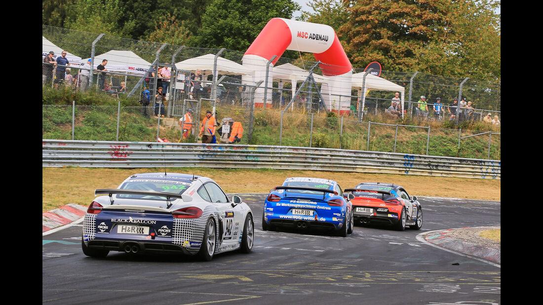 VLN  - 7. Lauf - Nürburgring-Nordschleife - 03. September 2016