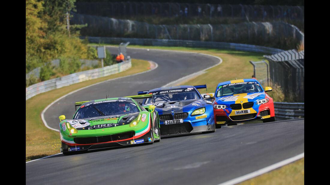 VLN  - 8. Lauf - Nürburgring-Nordschleife - 24. September 2016