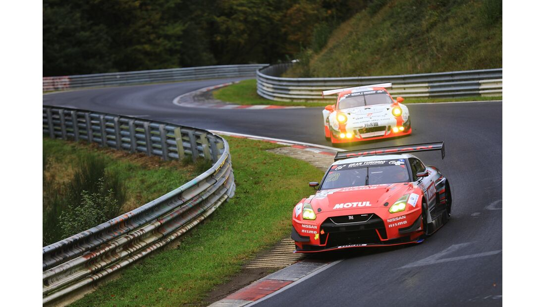 VLN 8 - Nürburgring - 7. Oktober 2017