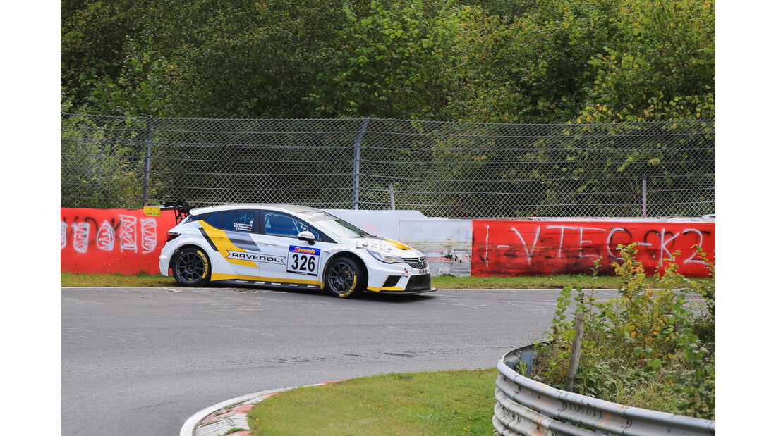 VLN  - 9. Lauf - Nürburgring-Nordschleife - 08. Oktober 2016