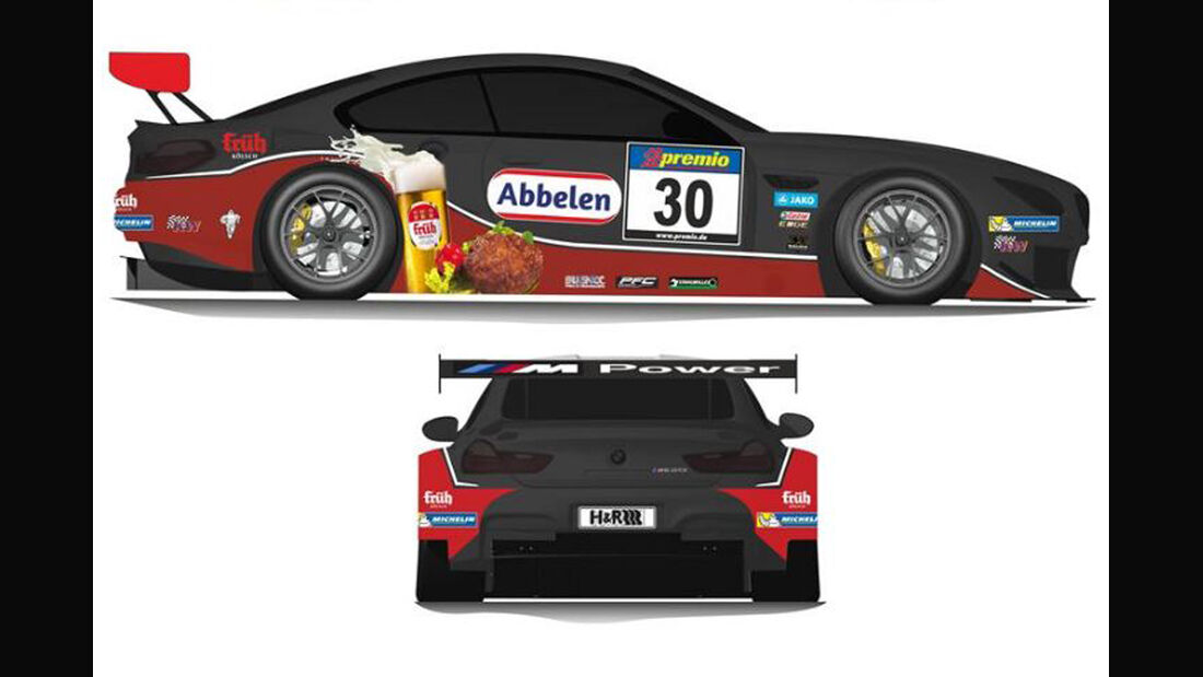 VLN, Frikadelli, BMW M6 GT3, 09/2016