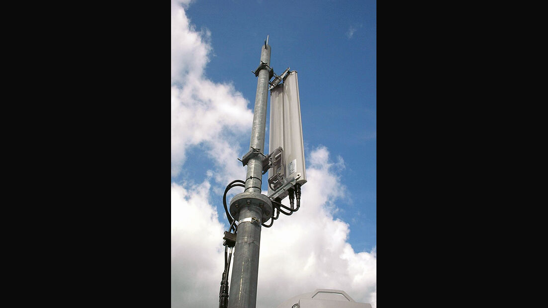 VLN GPS, Antenne