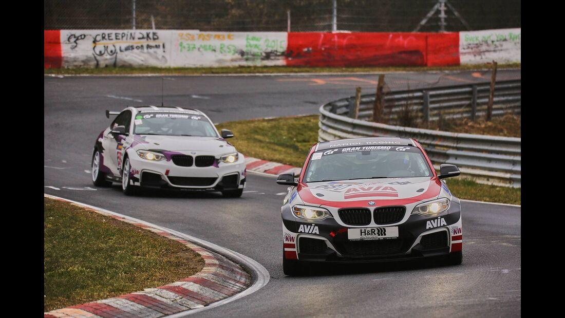 VLN-Langstreckenmeisterschaft 2016, Einstellfahrten, Nürburgring-Nordschleife, 03/2016