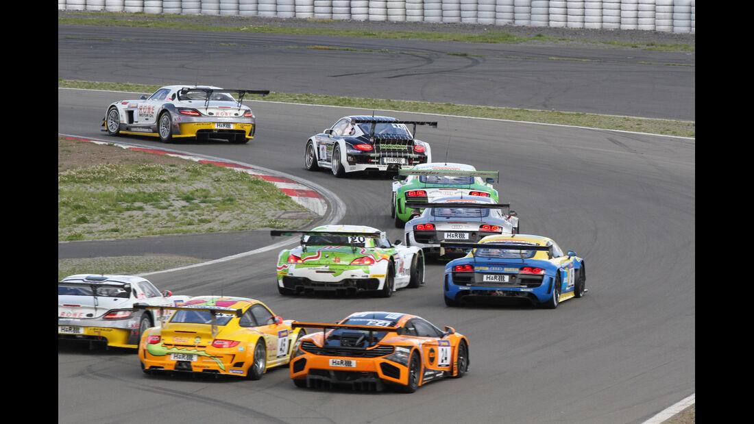 VLN Langstreckenmeisterschaft Nürburgring 04-08-2012