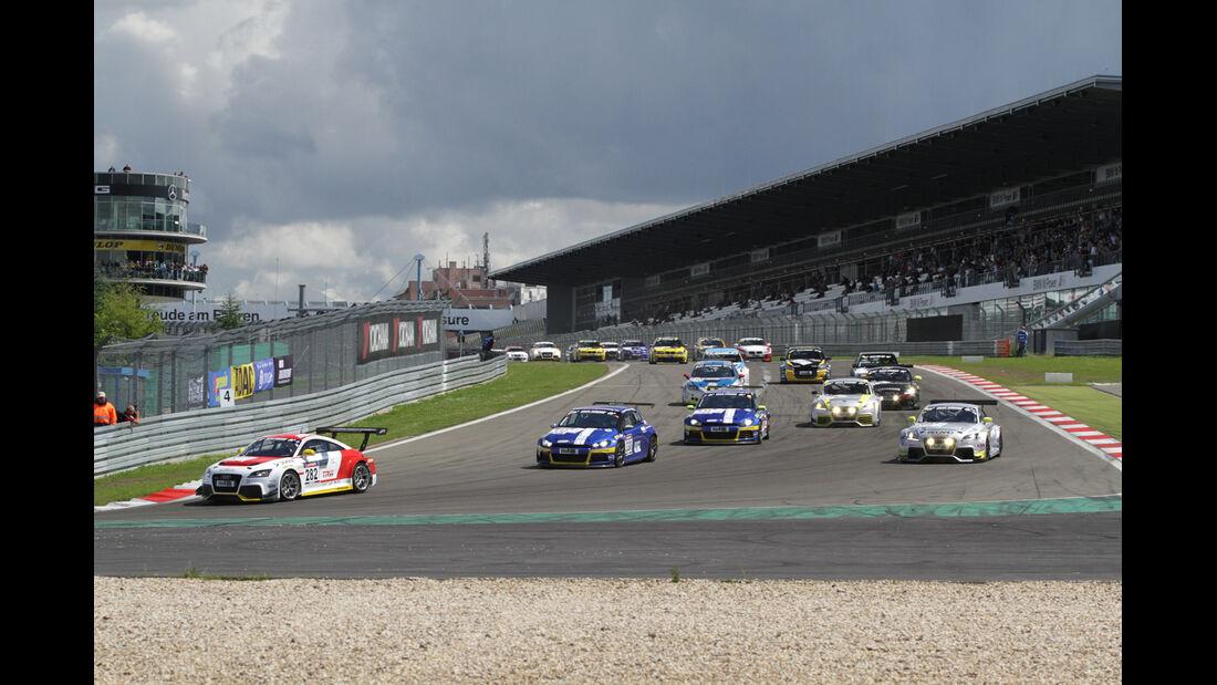 VLN Langstreckenmeisterschaft Nürburgring 07-07-2012,