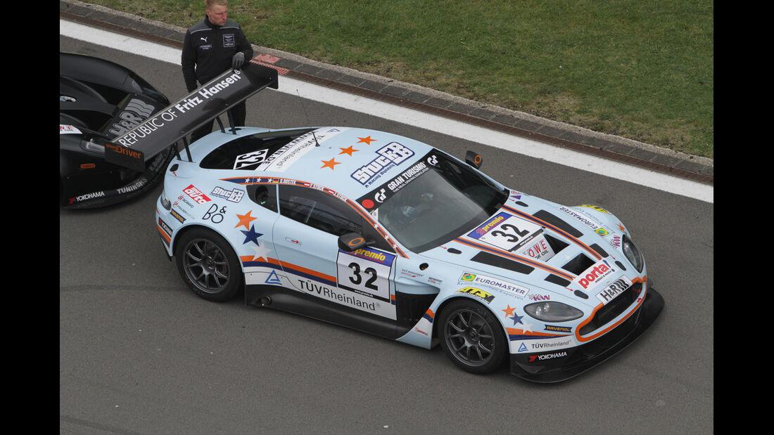 VLN Langstreckenmeisterschaft Nürburgring 14-04-2012,