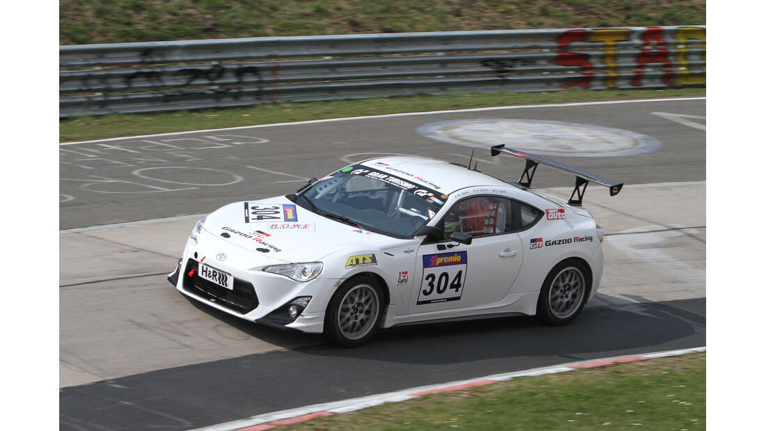 VLN Langstreckenmeisterschaft Nürburgring 14-04-2012