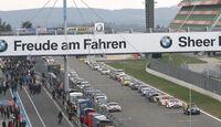 VLN Langstreckenmeisterschaft Nürburgring 14-04-2012, Startaufstellung, Fahrzeuggruppe