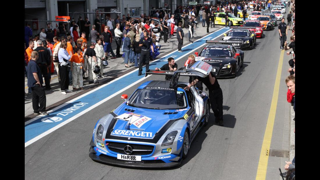 VLN, Langstreckenmeisterschaft Nürburgring