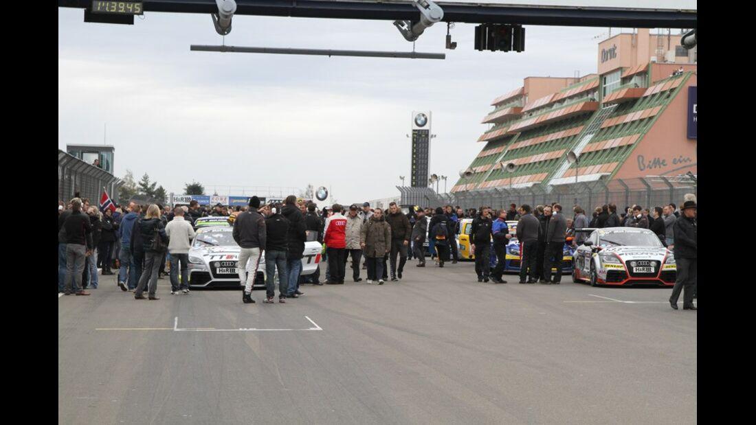 VLN, Langstreckenmeisterschaft, Nürburgring
