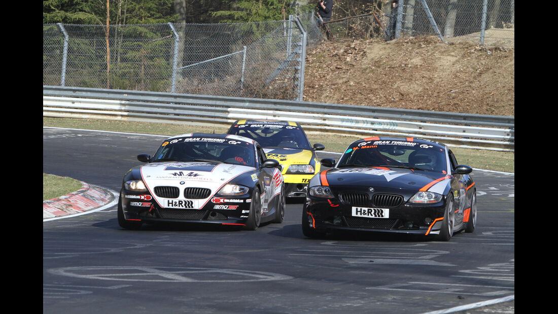 VLN Langstreckenmeisterschaft Nürburgring 2012