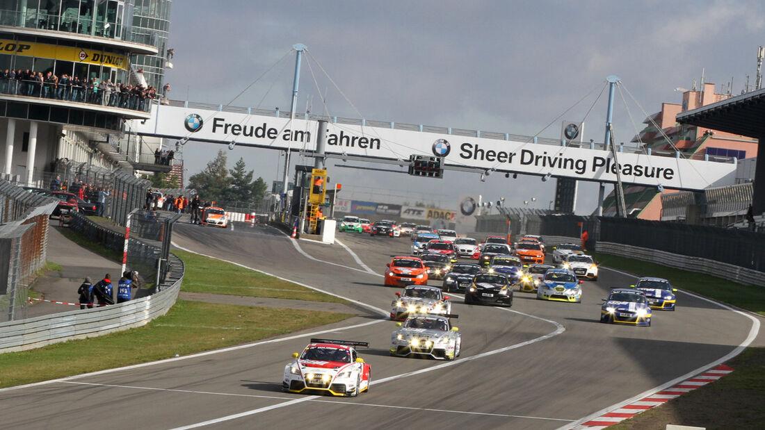 VLN Langstreckenmeisterschaft Nürburgring 29-09-2012