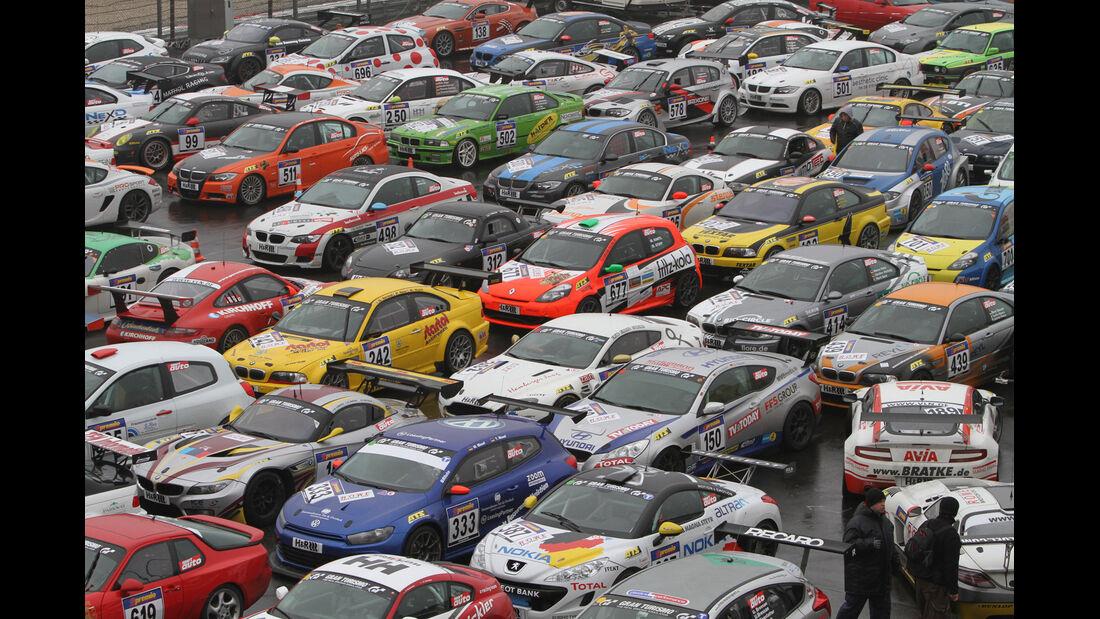 VLN Langstreckenmeisterschaft Nürburgring 31-03-2071