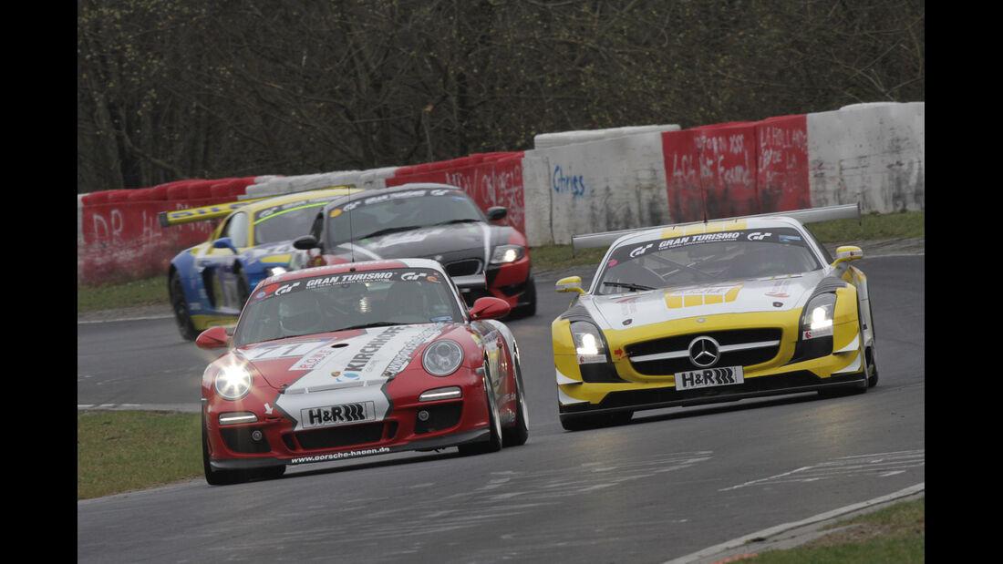 VLN Langstreckenmeisterschaft Nürburgring 31-03-2089