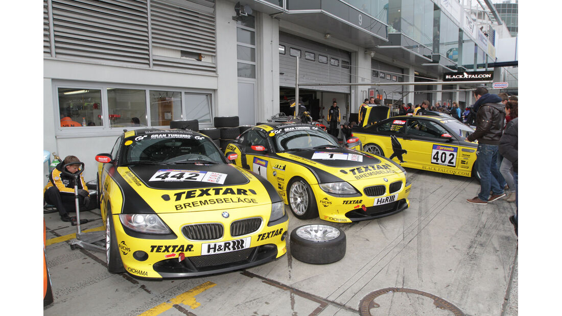 VLN Langstreckenmeisterschaft Nürburgring 31-03-2103