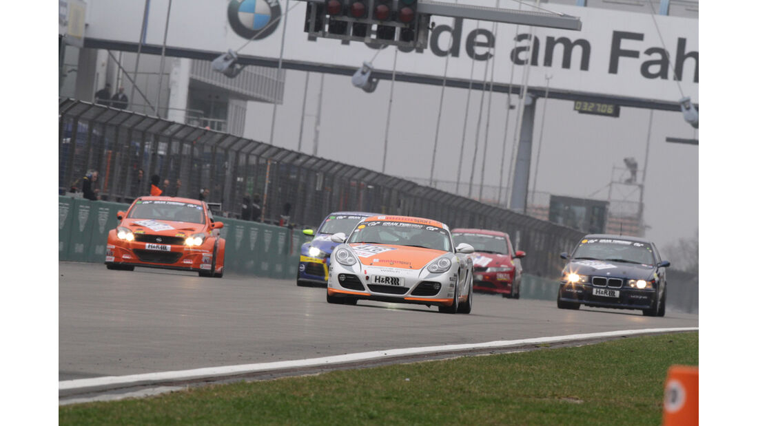 VLN Langstreckenmeisterschaft Nürburgring 31-03-2124