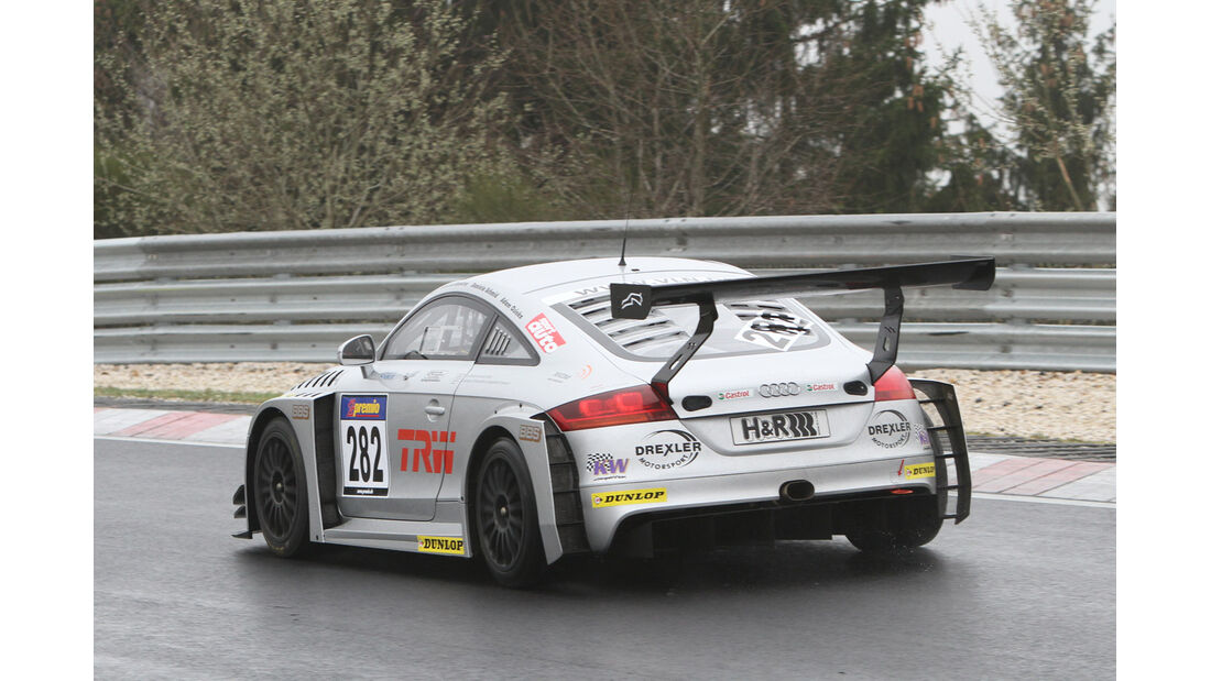 VLN Langstreckenmeisterschaft Nürburgring 31-03-2176