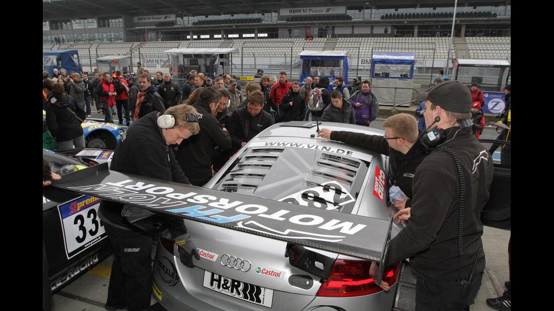 VLN Langstreckenmeisterschaft Nürburgring 31-03-2182