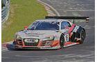 VLN Langstreckenmeisterschaft, Nürburgring, Audi R8 LMS ultra, Prosperia C. Abt Racing GmbH, SP9, #16