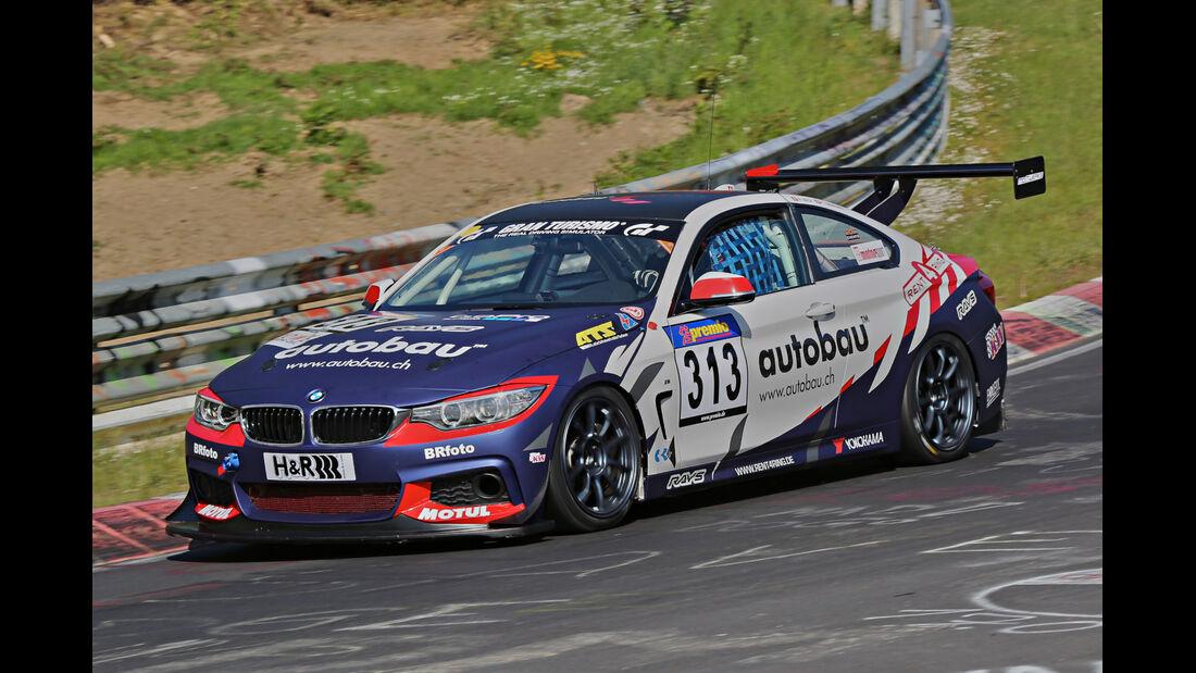 VLN Langstreckenmeisterschaft, Nürburgring, BMW 428i, Rent4Ring Racing, SP3T, #313