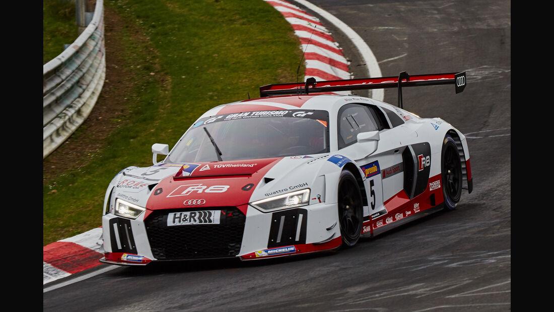 VLN - Langstreckenmeisterschaft - Nürburgring - Nordschleife - Audi R8 LMS - #5