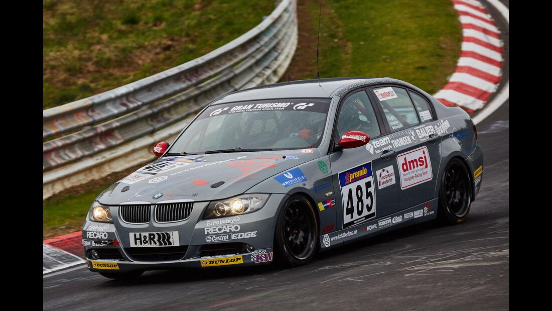 VLN - Langstreckenmeisterschaft - Nürburgring - Nordschleife - BMW 325i - #485