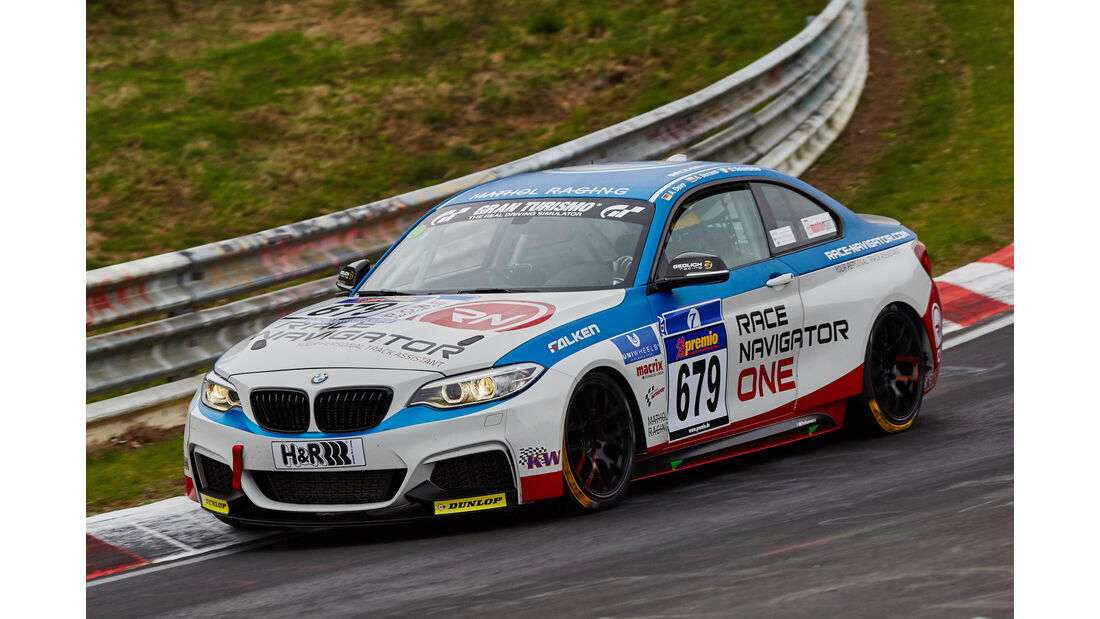 VLN - Langstreckenmeisterschaft - Nürburgring - Nordschleife - BMW M235i Racing Cup- #679