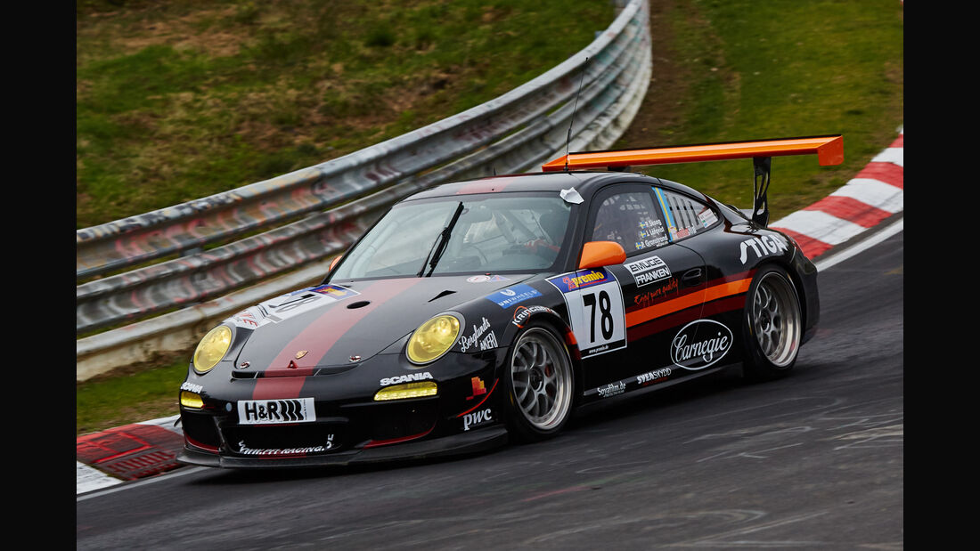 VLN - Langstreckenmeisterschaft - Nürburgring - Nordschleife - Porsche 911 GT3 Cup 997 - #78