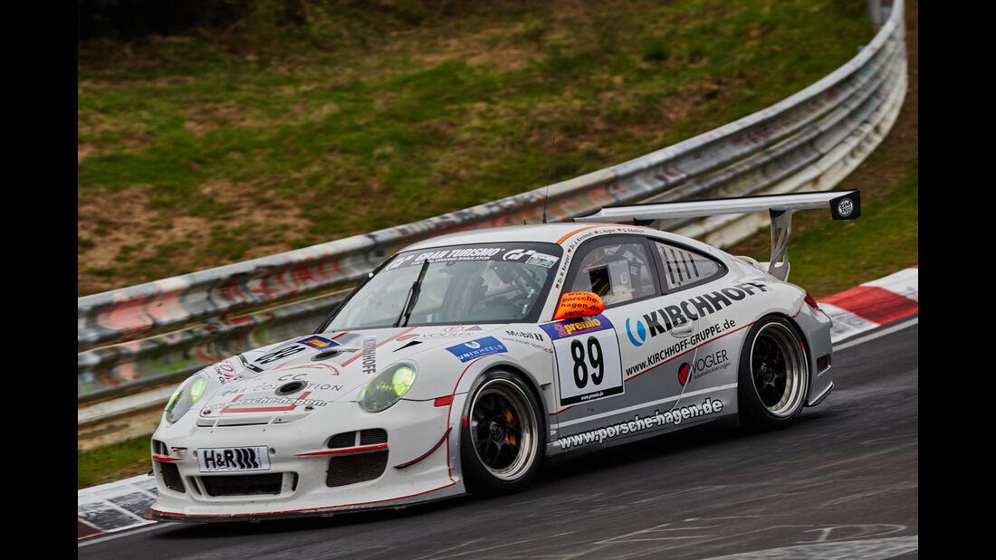 VLN - Langstreckenmeisterschaft - Nürburgring - Nordschleife - Porsche 911GT3 Cup (997) - #89