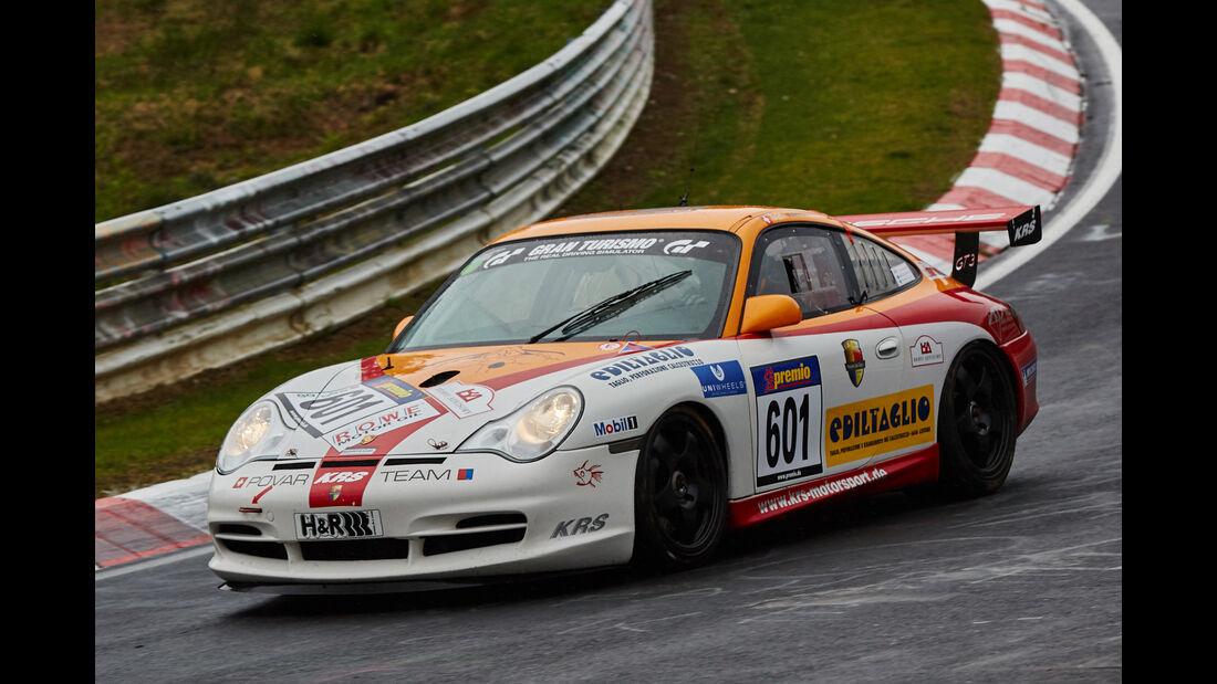 VLN - Langstreckenmeisterschaft - Nürburgring - Nordschleife - Porsche 996 GT3 CUP - #601