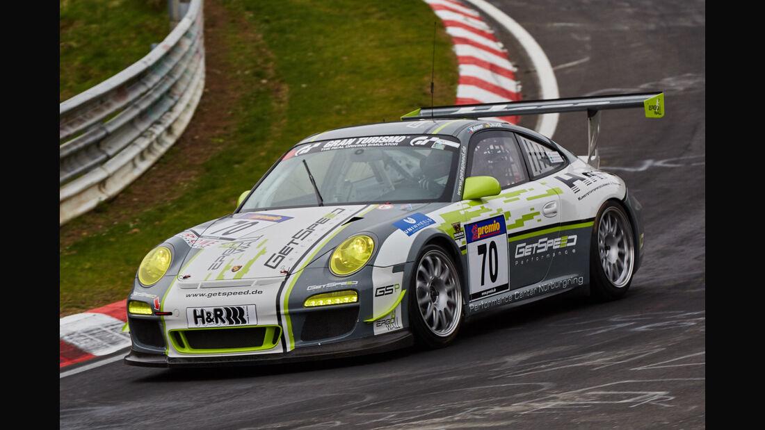 VLN - Langstreckenmeisterschaft - Nürburgring - Nordschleife - Porsche 997 GT3 Cup - #70