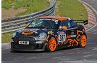 VLN Langstreckenmeisterschaft, Nürburgring, Racing4Friends UG, Mini Cooper, SP2T, #387
