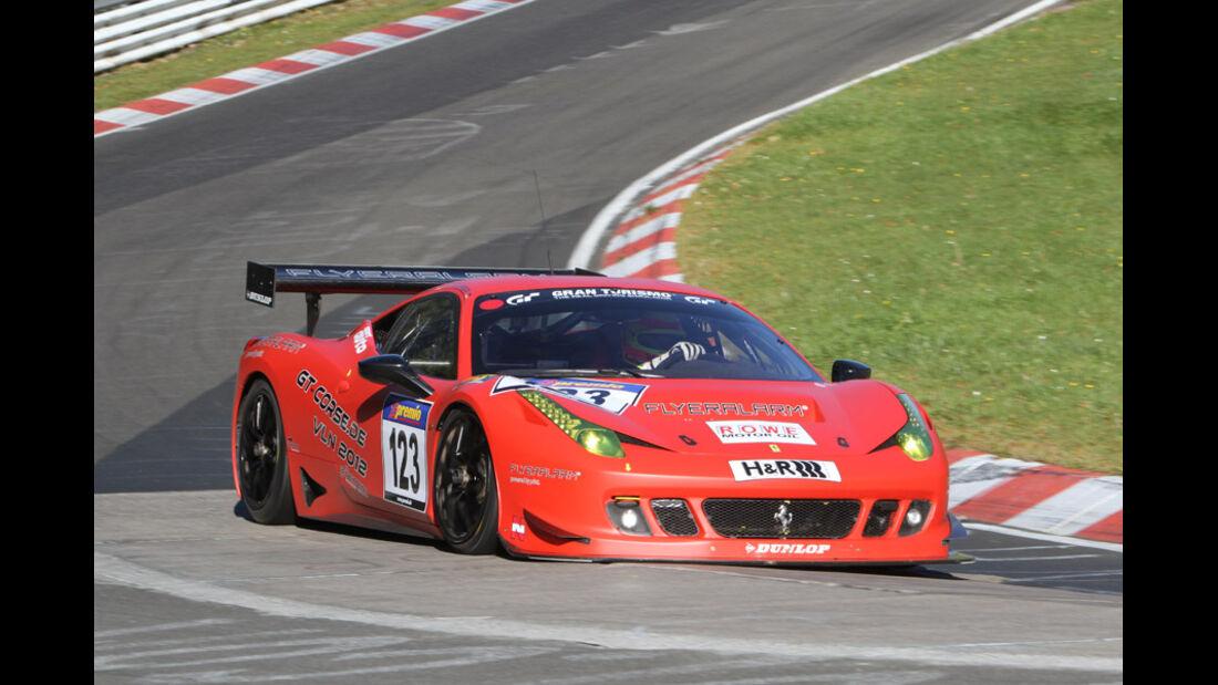 VLN, Langstreckenmeisterschaft, Nürburgring, Startnummer #123