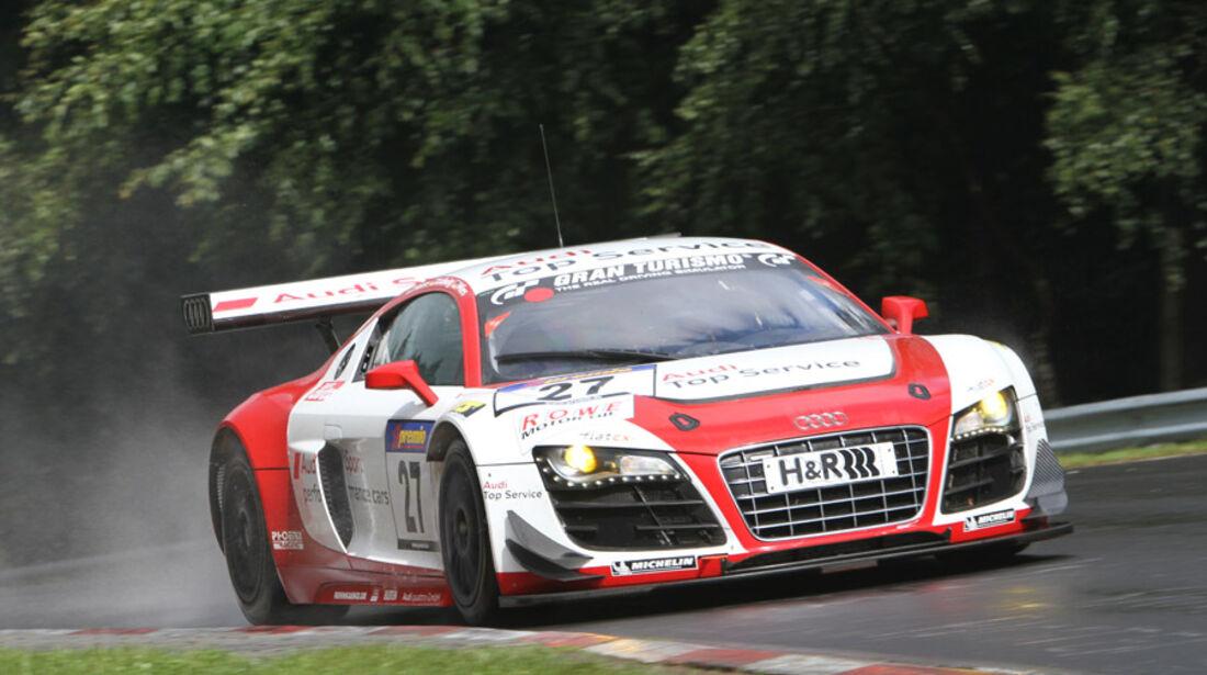 VLN, Langstreckenmeisterschaft, Nürburgring, Startnummer #27