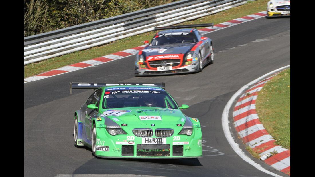 VLN, Langstreckenmeisterschaft, Nürburgring, Startnummer #33