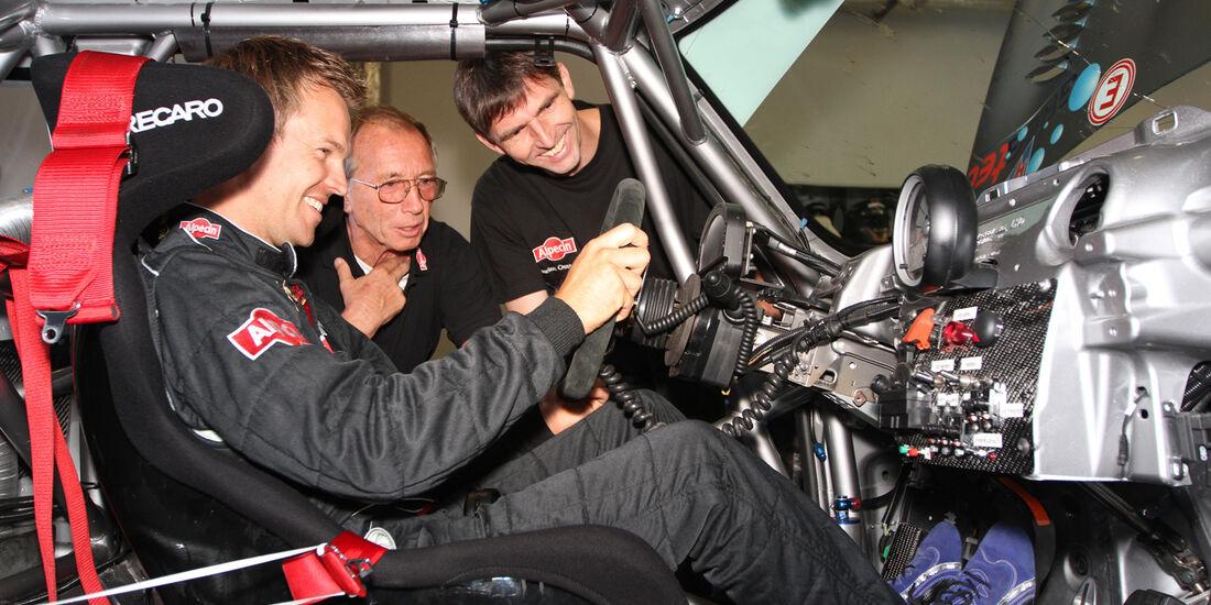VLN-Mini Schirra motoring, Cockpit