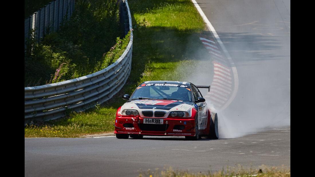 VLN Nürburgring - 4. Lauf - 02. Juli 2015