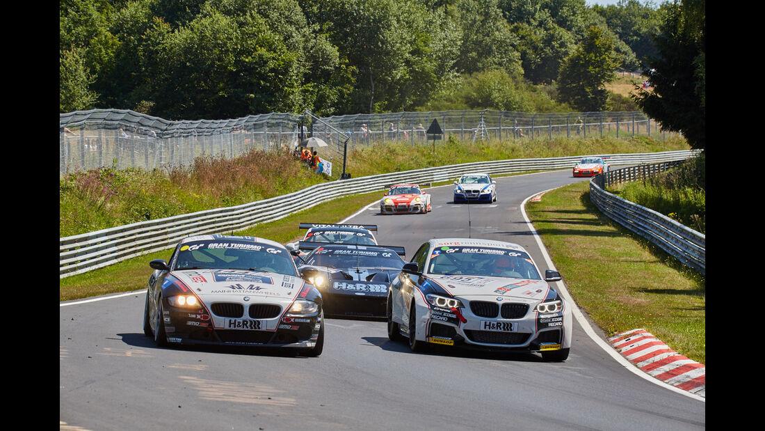 VLN Nürburgring - 5. Lauf - 01. August 2015
