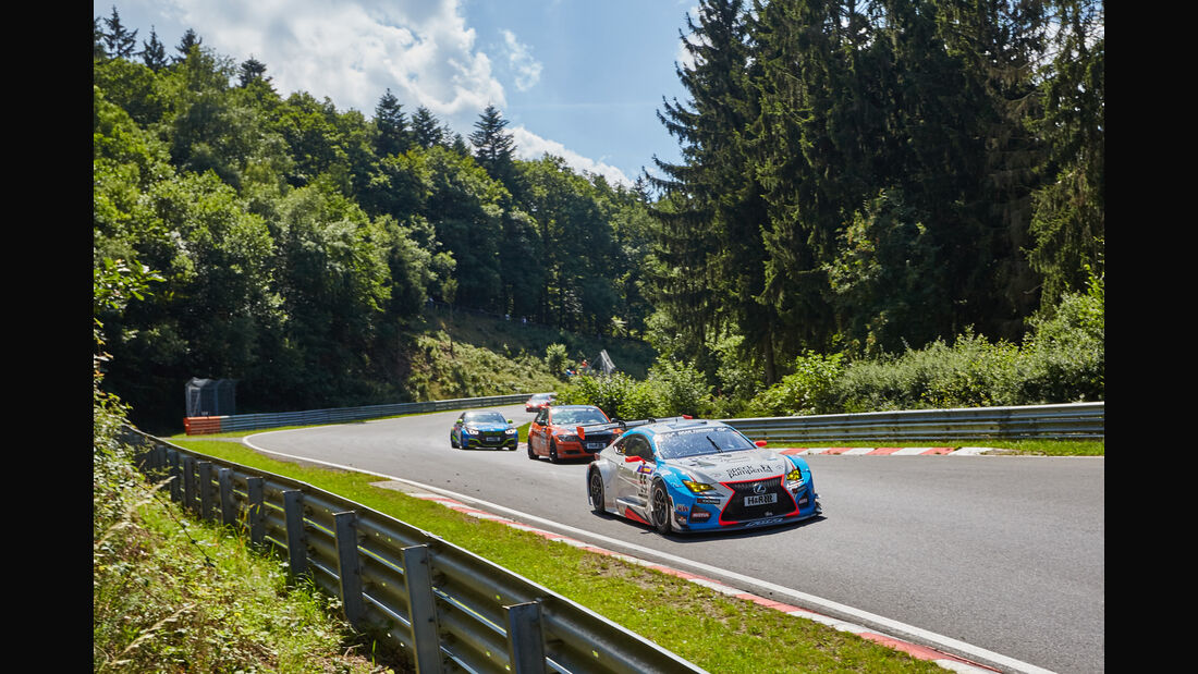 VLN Nürburgring - 5. Lauf - 01. August 2015