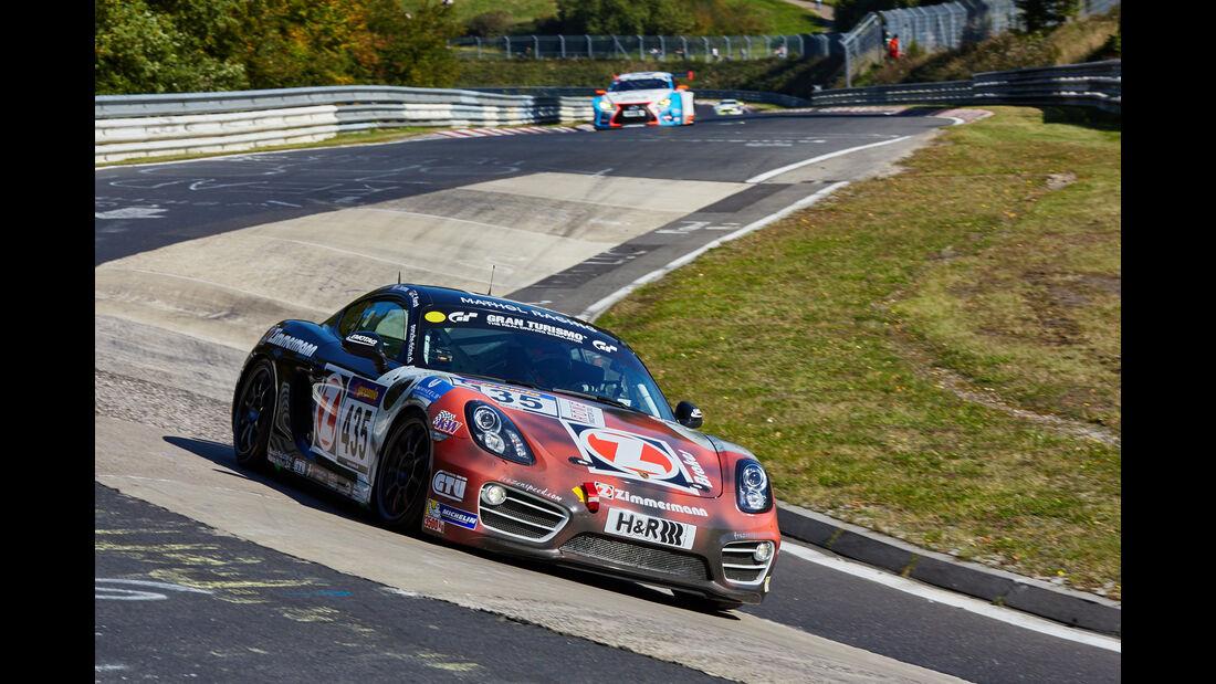 VLN Nürburgring - 8. Lauf - 03. Oktober 2015