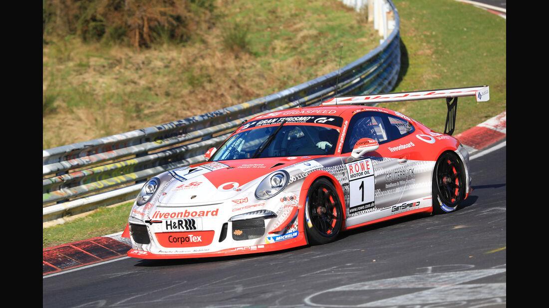VLN - Nürburgring Nordschleife - Startnummer #1 - Porsche 911 GT3 Cup - Gigaspeed Team GetSpeed Performance - CUP2